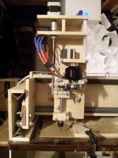 CNC homemade v1.0